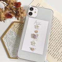 バタフライ iPhoneケース