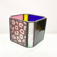 Stained Glass Pot / d