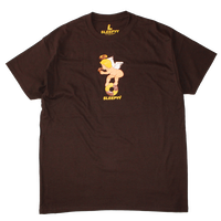 DONUTS S/S TEE CHOCOLATE