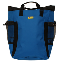 THANK YOU TAPE BACKPACK BLUE