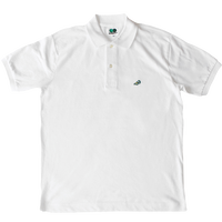 BED S/S POLO WHITE