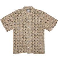 Fucking Awesome Prayer Club Shirt - Beige