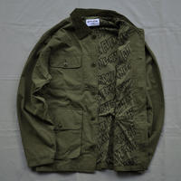 Fucking Awesome Field Jacket - Army Green