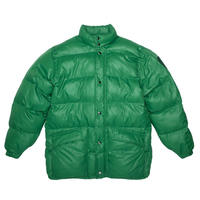 Fucking Awesome Spiral Down Parka - Green