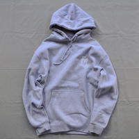 Fucking Awesome Embroidered Fa Logo Hoodie - Heather Gray