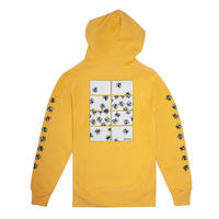 Fucking Awesome Flies Hoodie - Yellow