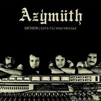 AZYMUTH / DEMOS 1973-1975 VOLUMES 1&2 (CD)