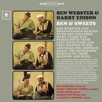 Ben Webster, Harry Edison / Ben & Sweets (LP)180g