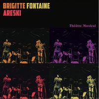 BRIGITTE FONTAINE & ARESKI / Theatre Musical (LP)