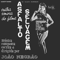 JOAO NEGRAO / ASFALTO SELVAGEM (LP)
