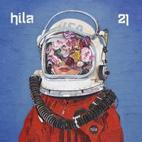 HILA / 21 (LP) CLEAR VINYL