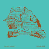 WAU WAU COLLECTIF / YARAL SA DOOM (LP)