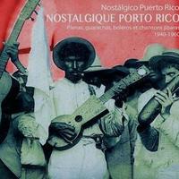 V.A / Nostalgique Porto Rico (Puerto Rican Roots: 1940-1960) (CD)