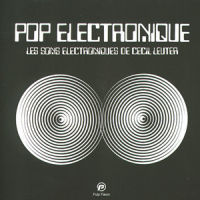 CECIL LEUTER / POP ELECTRONIQUE (LP)