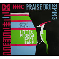 BENGT BERGER / Praise Drumming (CD)