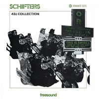 JACKY GIORDANO & YAN TREGGER / SCHIFTERS 45s COLLECTION (7inch×2)