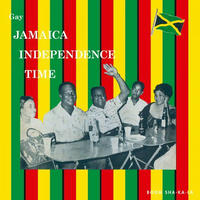V.A / GAY JAMAICA INDEPENDENCE TIME (LP)