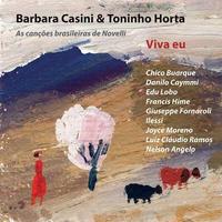 BARBARA CASINI & TONINHO HORTA / VIVA EU (CD)