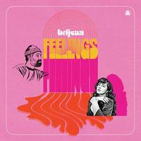 BRIJEAN / FEELINGS (BLACK VINYL) (LP)