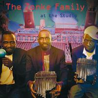 ZONKE FAMILY / AT THE STUDIO (LP)