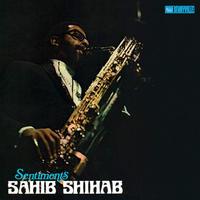 SAHIB SHIHAB / Sentiments (LP)