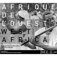 Music archives of West Africa  The 70s in Bouake 西アフリカの音楽アーカイヴ  70年代のブアケ(ジュネーヴ民族学博物館世界音楽コレクション) (CD)