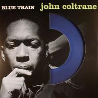 JOHN COLTRANE / Blue Train (LP/BLUE VINYL/180g)