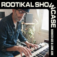 *<11/3発売 レコードの日>  Booker Gee & Lone Ark - Rootikal Showcase (10inch)