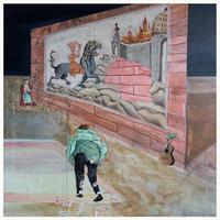 Antoine Loyer & Mégalodons malades + Bégayer / Sauce chien et la guitare au poireau (LP)