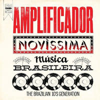V.A / AMPLIFICADOR - NOVISSIMA MUSICA BRASILEIRA (LP)
