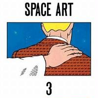 SPACE ART / PLAY BACK (LP+CD)ポスター付