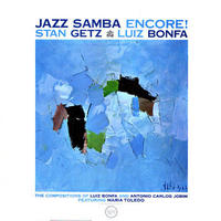 STAN GETZ / Jazz Samba Encore!(LP)