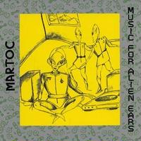 Marco / Music For Alien Ears(LP) 日本盤