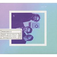 MANASONICS ( BENOIT DELBECQ , STEVE ARGUELLES , NICOLAS BECKER ) /  Foley (CD)