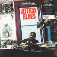 ARCHIE SHEPP / A: Attica Blues / B: Quiet Dawn (7inch)