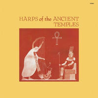 GAIL LAUGHTON / HARPS OF THE ANCIENT TEMPLES (LP)