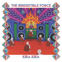 IRRESISTIBLE FORCE / KIRA KIRA (CD)