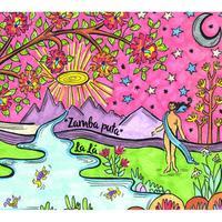 LA LA / Zamba Puta (CD)国内盤