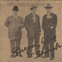 Speed, Glue & Shinki - Speed, Glue & Shinki(LP)