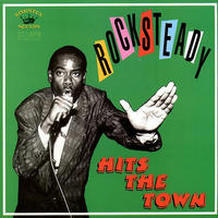 V.A. / ROCKSTEADY HITS THE TOWN (LP)