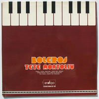 TETE MONTOLIU / BOLEROS (LP)