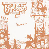V.A / Bosporus Bridges - A Wide Selection Of Turkish Jazz And Funk (LP)
