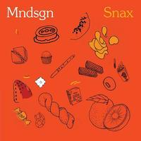 MNDSGN / SNAX (LP)