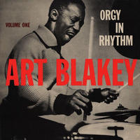 ART BLAKEY / Orgy in Rhythm- Volume One (LP)