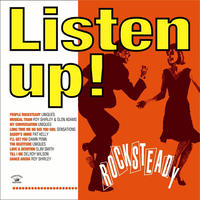 V.A. / LISTEN UP! ROCKSTEADY (LP)
