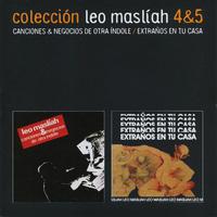 Leo masliah / Canciones & Negocios De Otra Indole / Extranos En Tu Casa (CD-R)