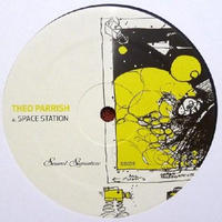 THEO PARRISH / SPACE STATION/GOING THROUGH CHANGES (12inch)