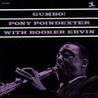 Pony Poindexter, Booker Ervin /  Gumbo!(LP)