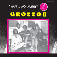 GROTTO /  WAIT, NO HURRY (LP)