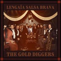 LENGAIA SALSA BRAVA / THE GOLD DIGGERS (LP)